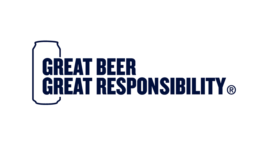 Great Beer, Great Responsibility Logo