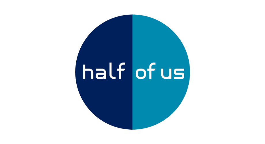 Half of Us Logo