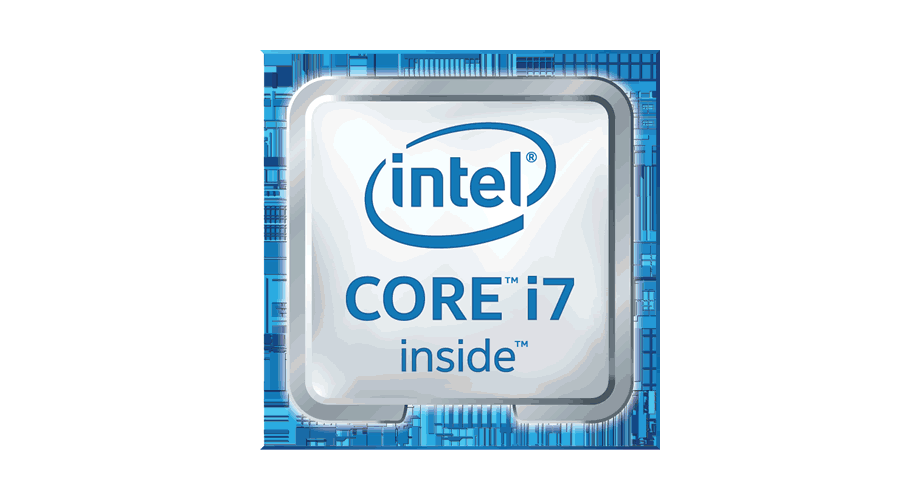 Intel Core i7 inside Logo