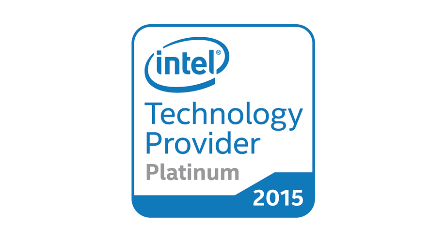 Intel Technology Provider Platinum 2015 Logo
