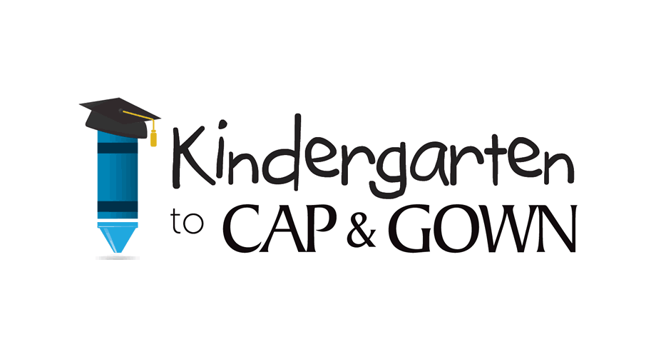 Kindergarten to Cap & Gown Logo