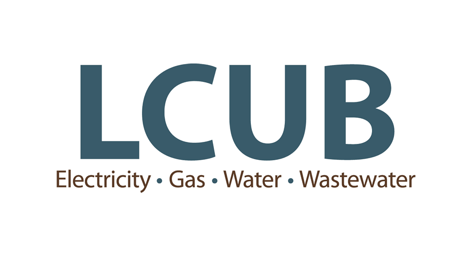 Lenoir City Utilities Board (LCUB) Logo