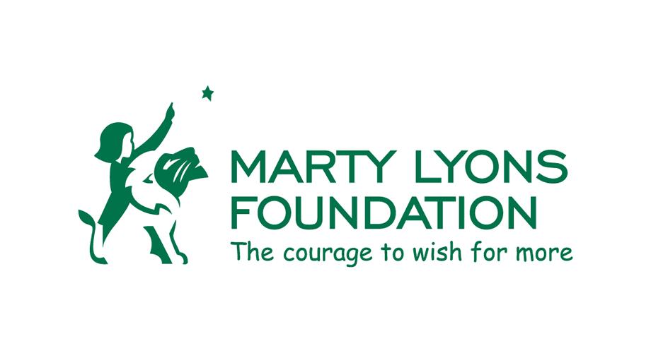 Marty Lyons Foundation Logo