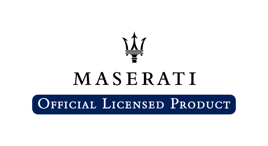 Maserati Official Licensed Product Logo