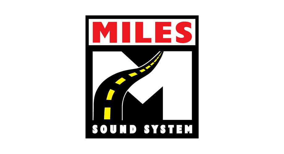Miles Sound System Logo
