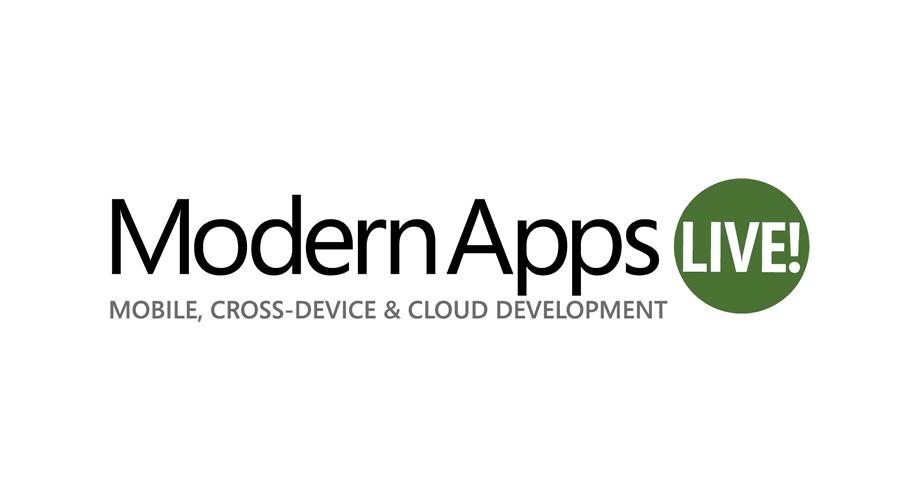 Modern Apps LIVE! Logo