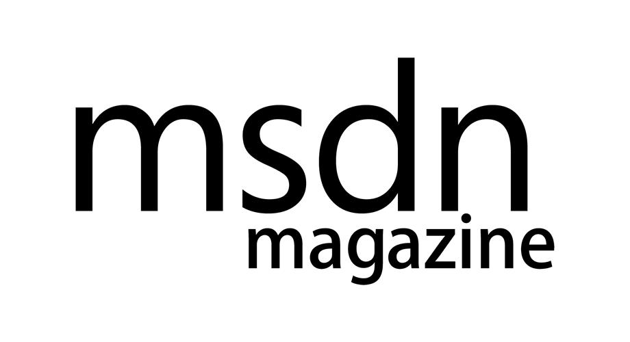 MSDN Magazine Logo