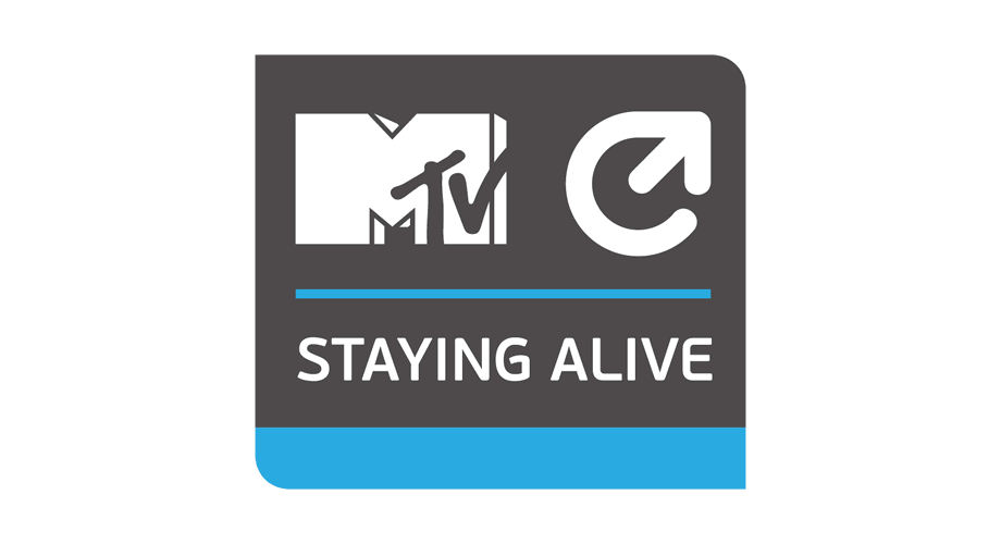 MTV Staying Alive Foundation Logo