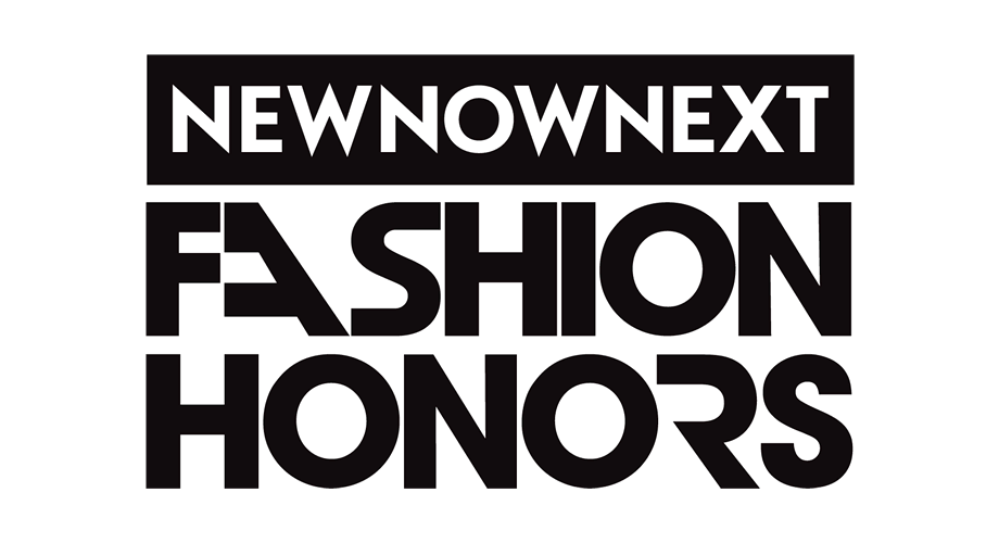 NewNowNext Fashion Honors Logo