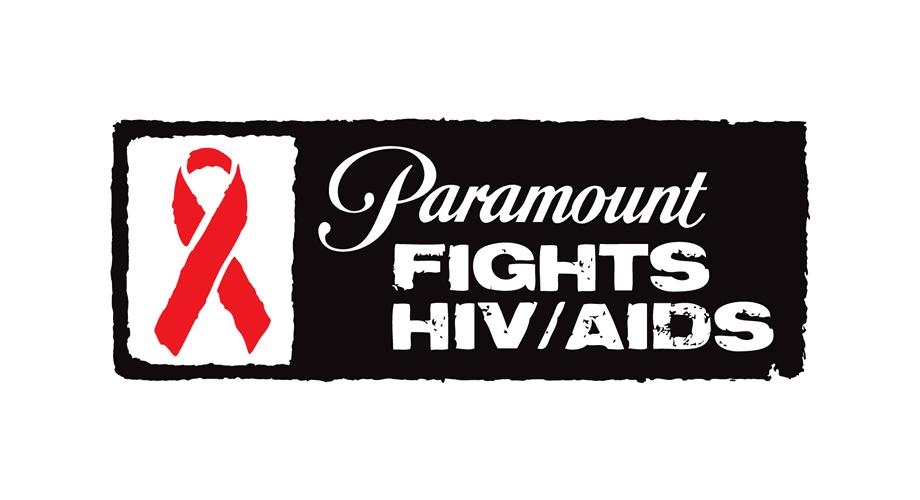 Paramount Fights HIV/AIDS Logo