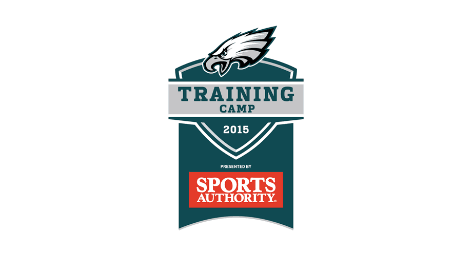 Philadelphia Eagles 2015 Training Camp Logo