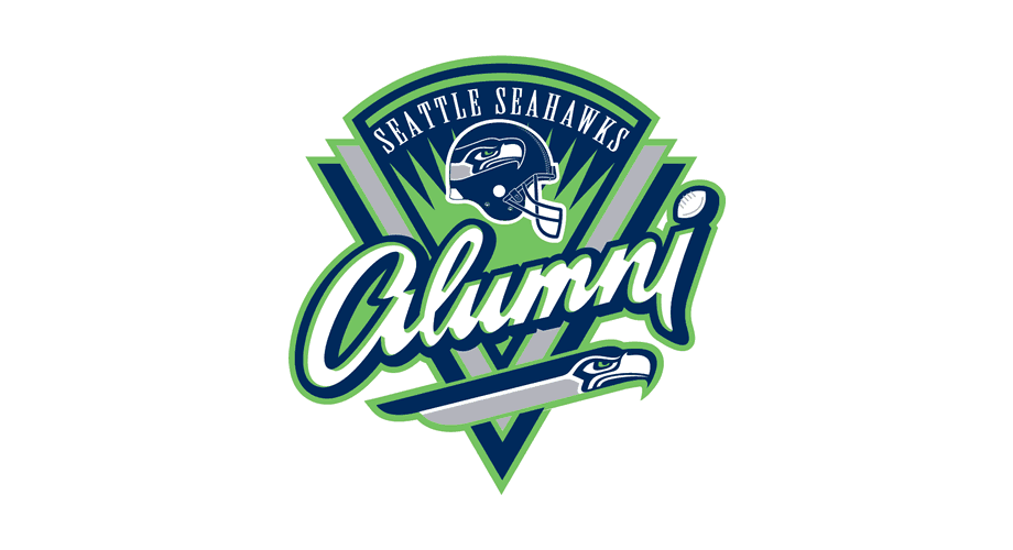 Seattle Seahawks Alumni Logo