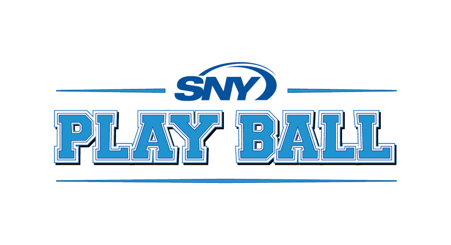 SNY Play Ball Logo