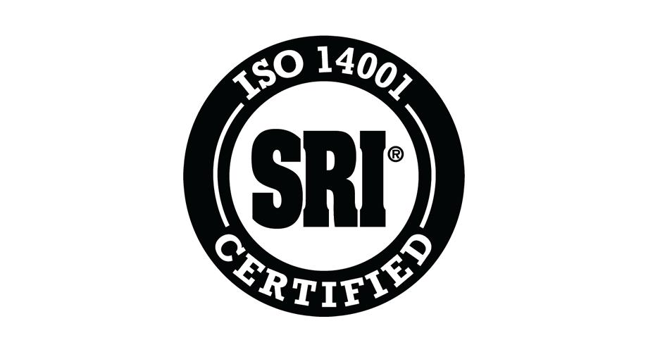 SRI ISO 14001 Certified Logo