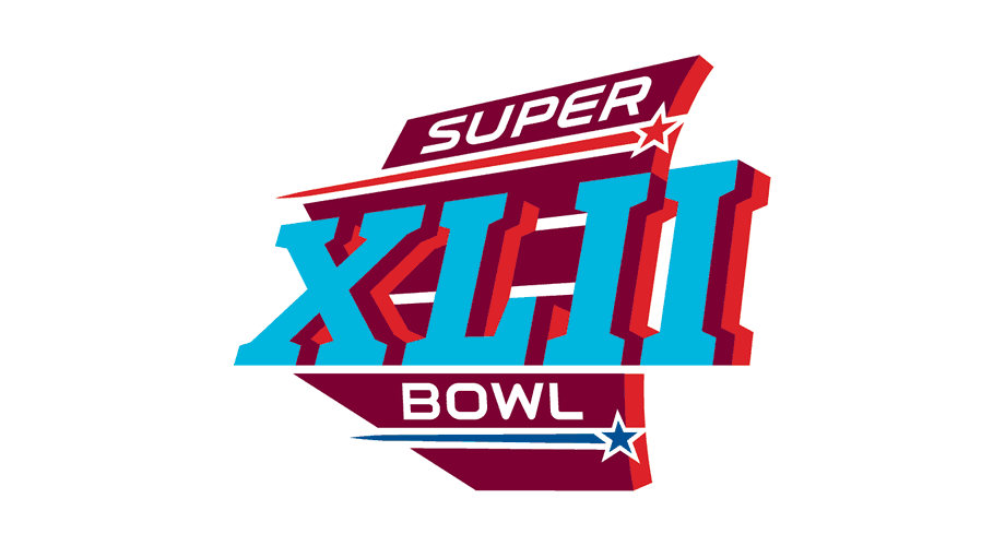 Super Bowl XLII Logo