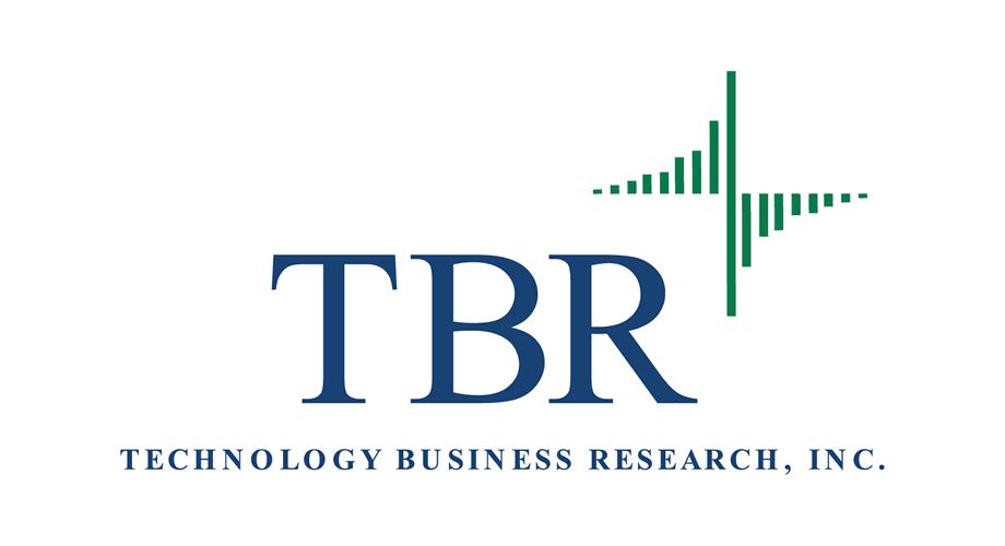 TBR (Technology Business Research) Logo