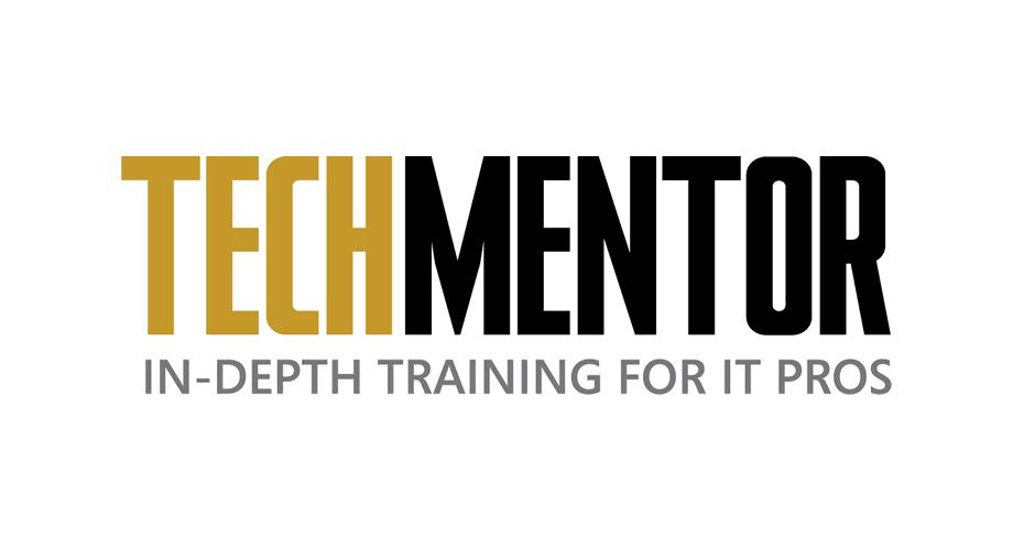 TechMentor Logo