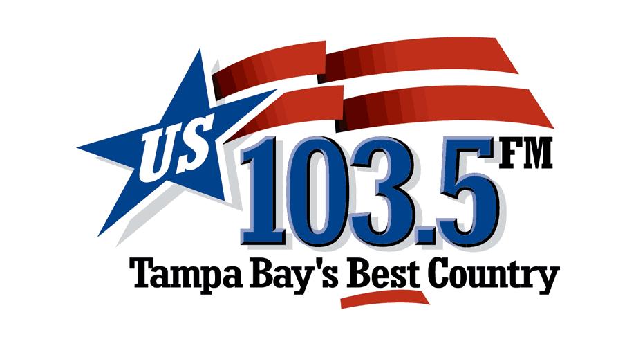 US 103.5 FM Logo