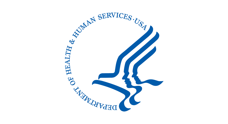 USA Department of Health & Human Services (HHS) Logo