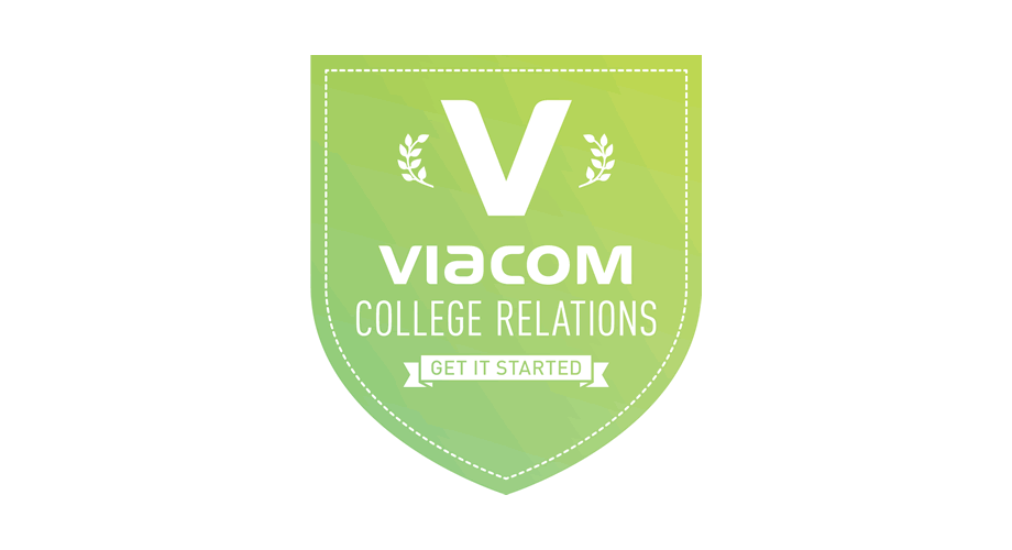 Viacom College Relations Logo