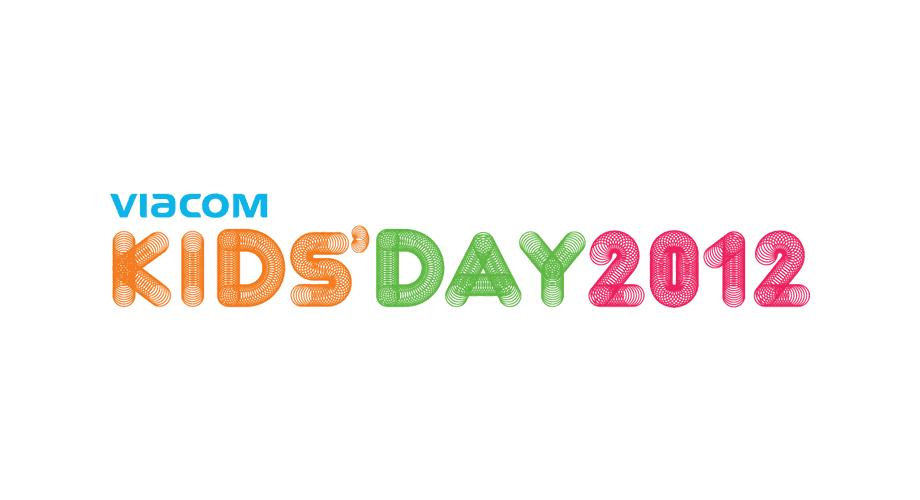 Viacom KIDS' DAY 2012 Logo