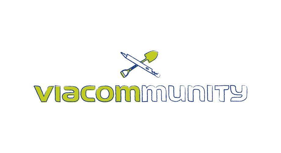 Viacommunity Day Logo