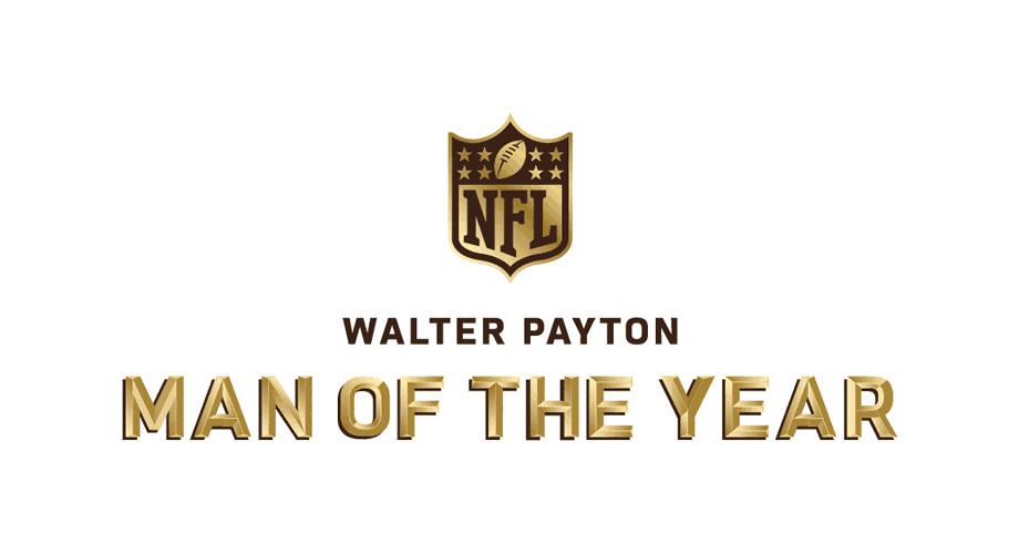 Walter Payton NFL Man of the Year Award Logo