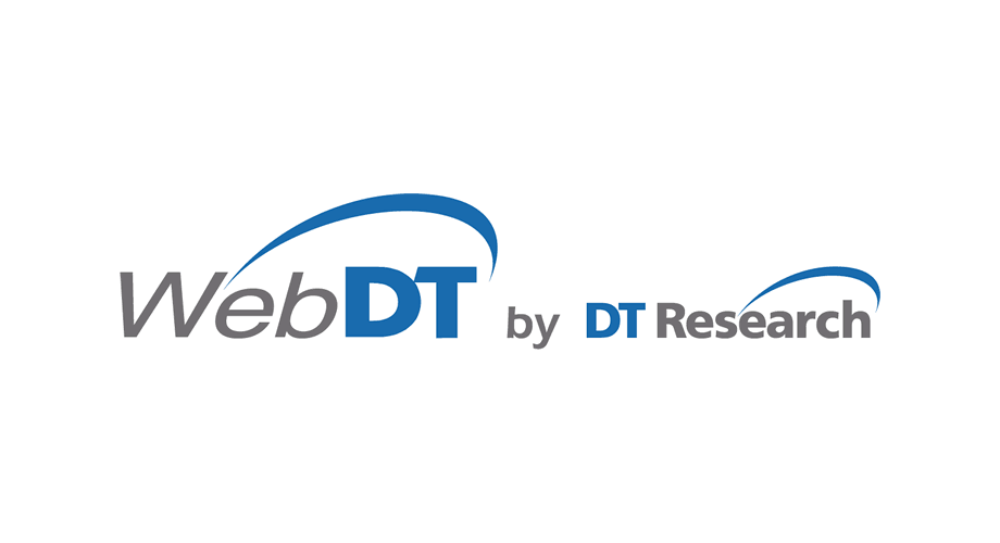 WebDT by DT Research Logo