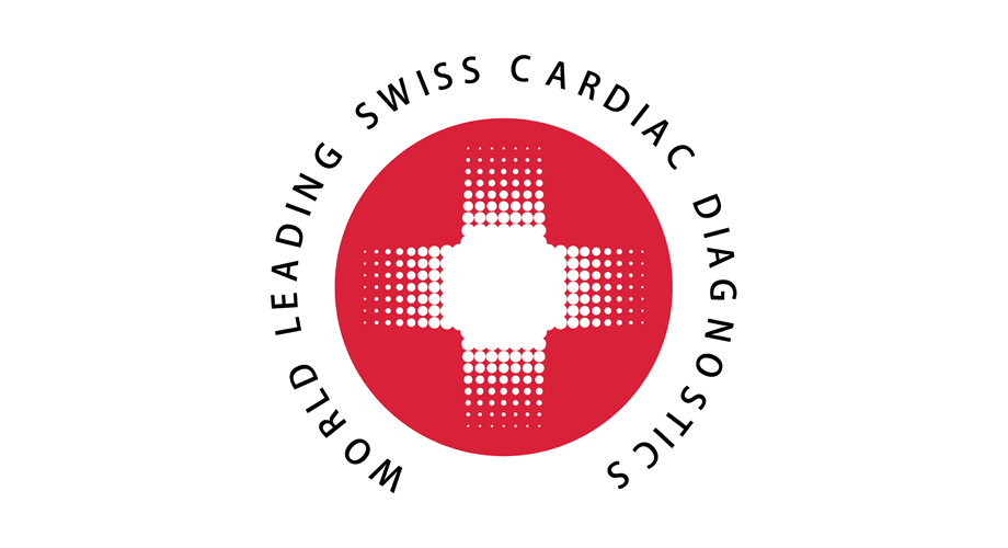 World Leading Swiss Cardiac Diagnostics Logo