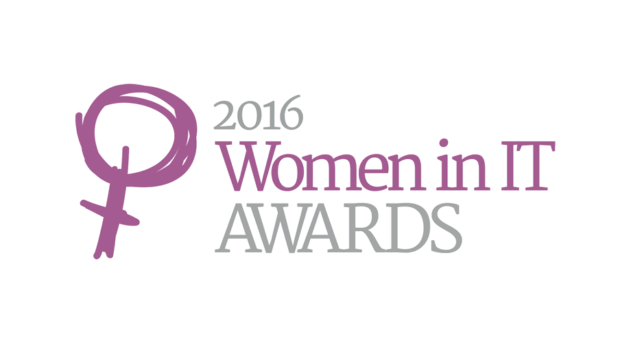 2016 Women in IT Awards Logo