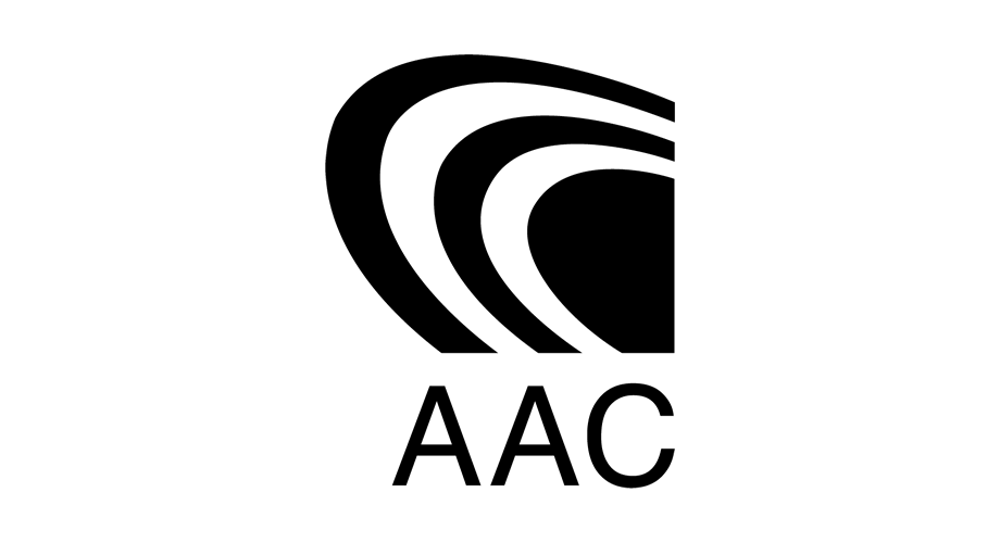 Advanced Audio Coding (AAC) Logo