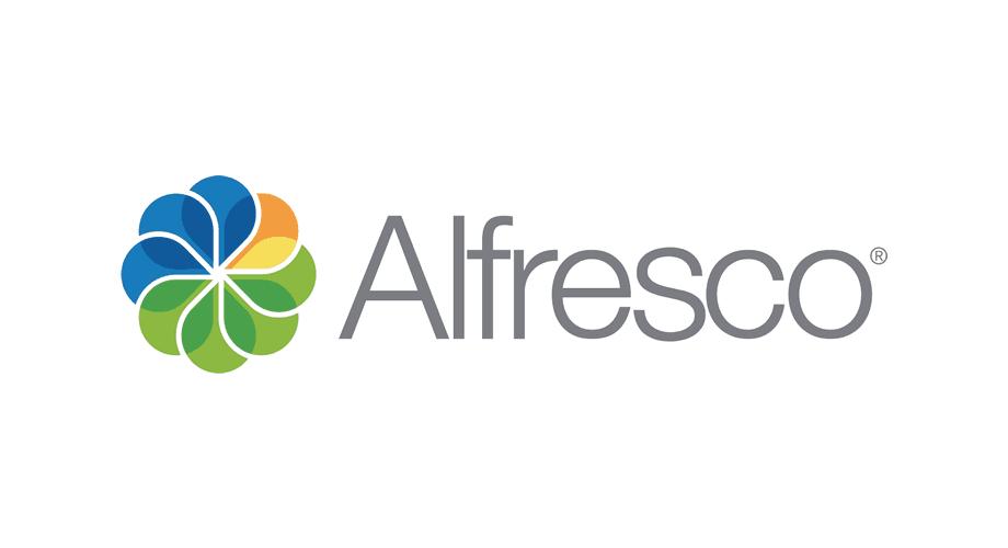 Alfresco Software Logo