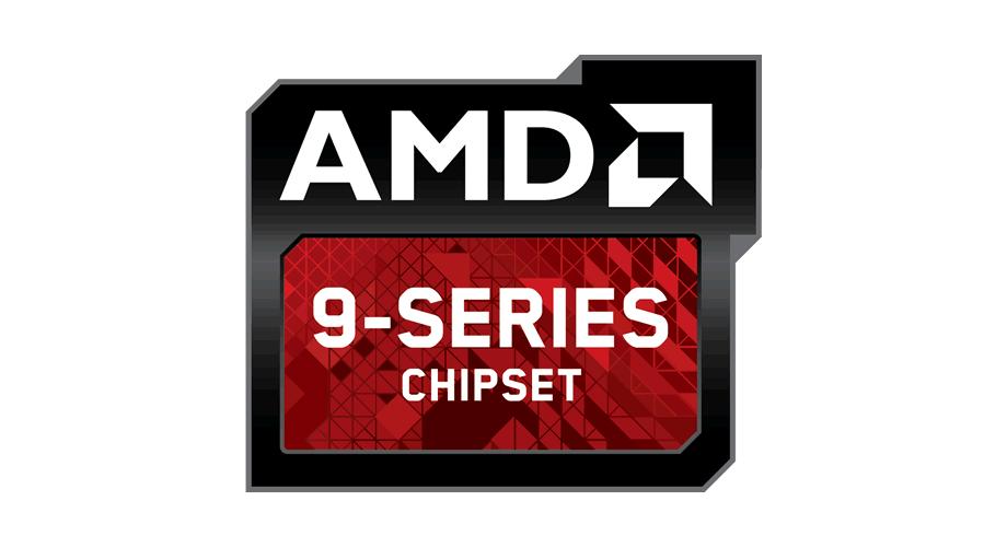 AMD 9-Series Chipset Logo