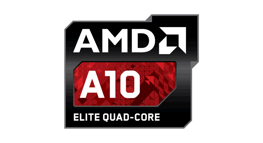 AMD A10 Elite Quad-Core Logo