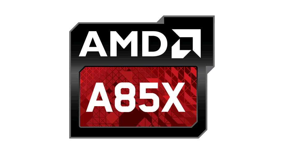 AMD A85X Logo