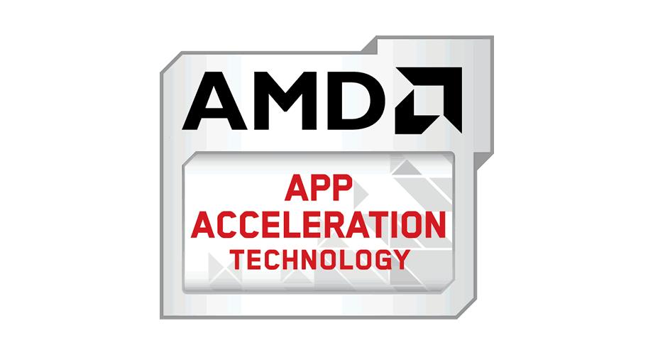 AMD App Acceleration Technology Logo