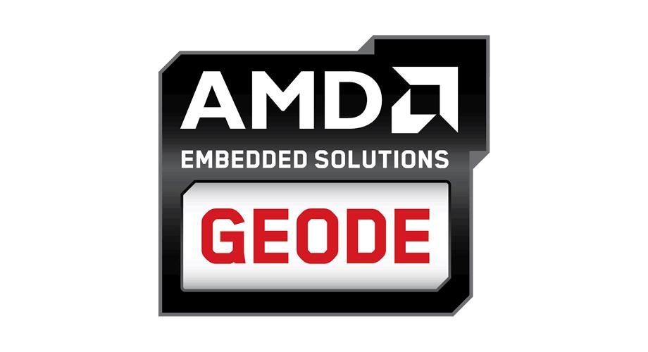AMD Embedded Solutions Geode Logo