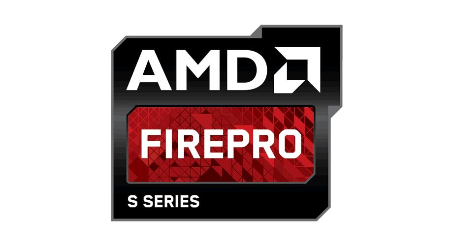 AMD FirePro S Series Logo