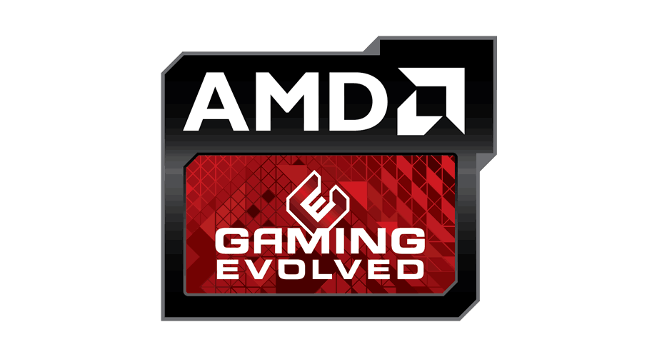 AMD Gaming Evolved Logo (New)