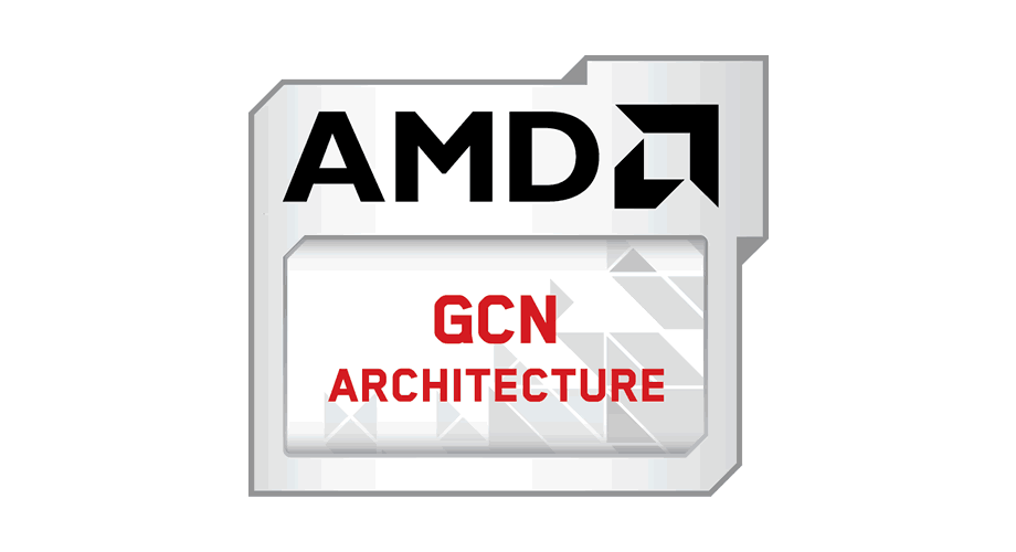 AMD GCN Architecture Logo