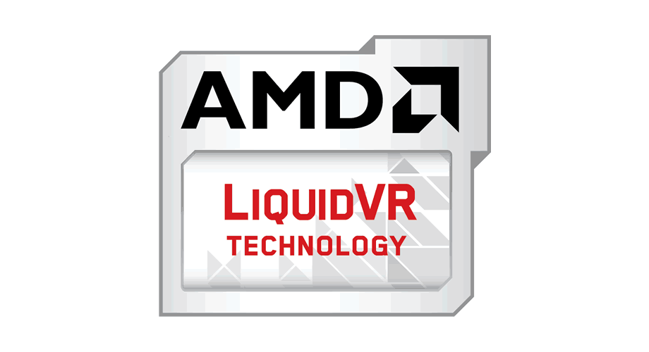 AMD LiquidVR Technology Logo