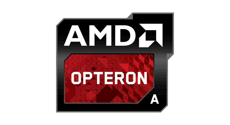 AMD Opteron A Logo