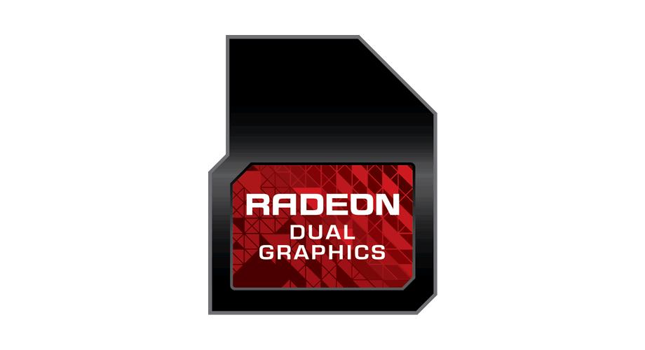 AMD Radeon Dual Graphics Modifier Logo 1