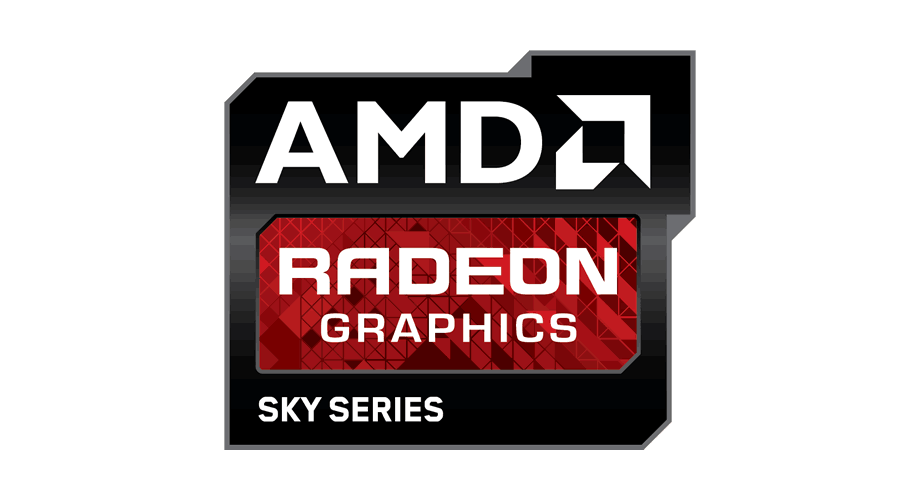 AMD Radeon Graphics Sky Series Logo