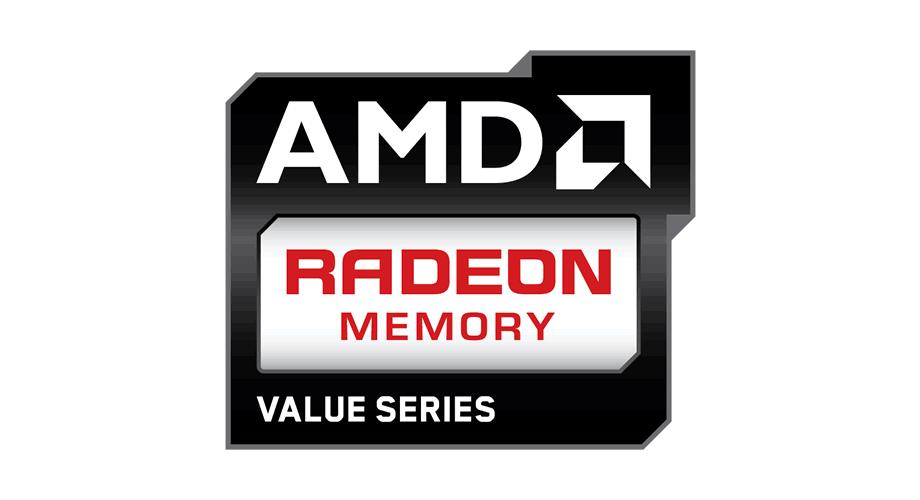 AMD Radeon Memory Value Series Logo