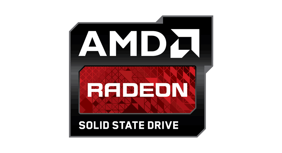 AMD Radeon Solid State Drive Logo