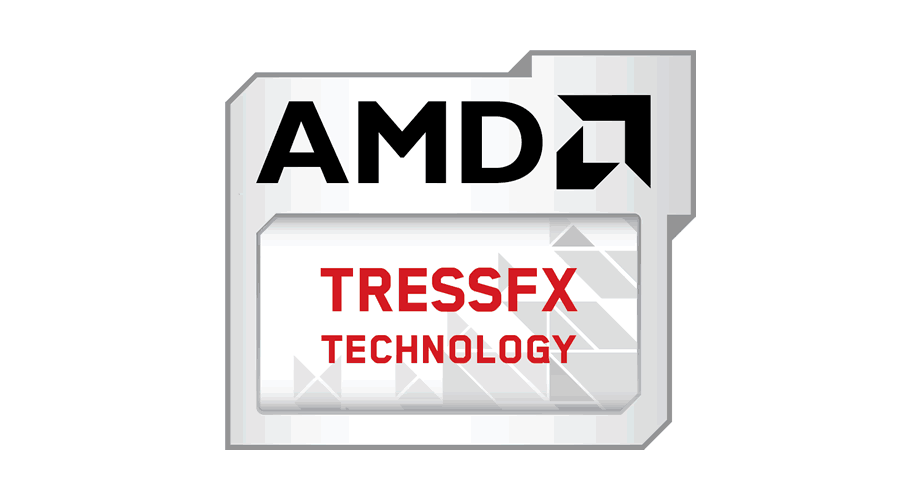AMD TressFX Technology Logo