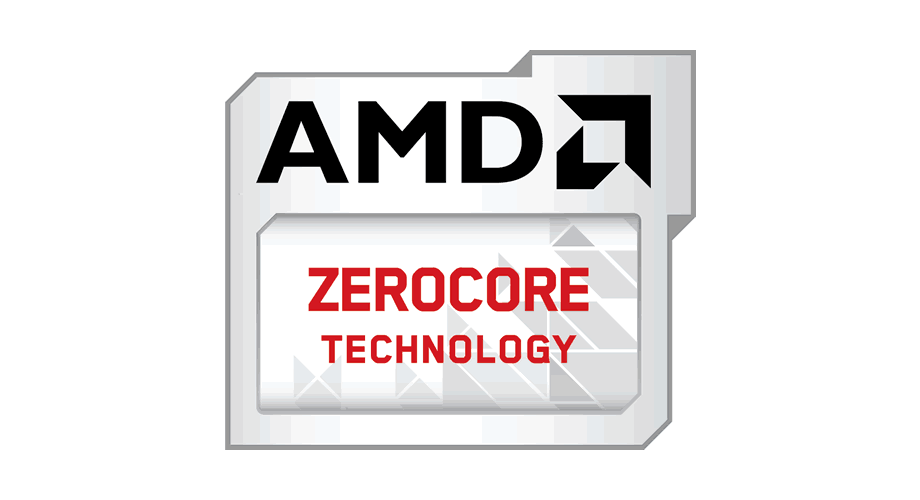 AMD Zerocore Technology Logo