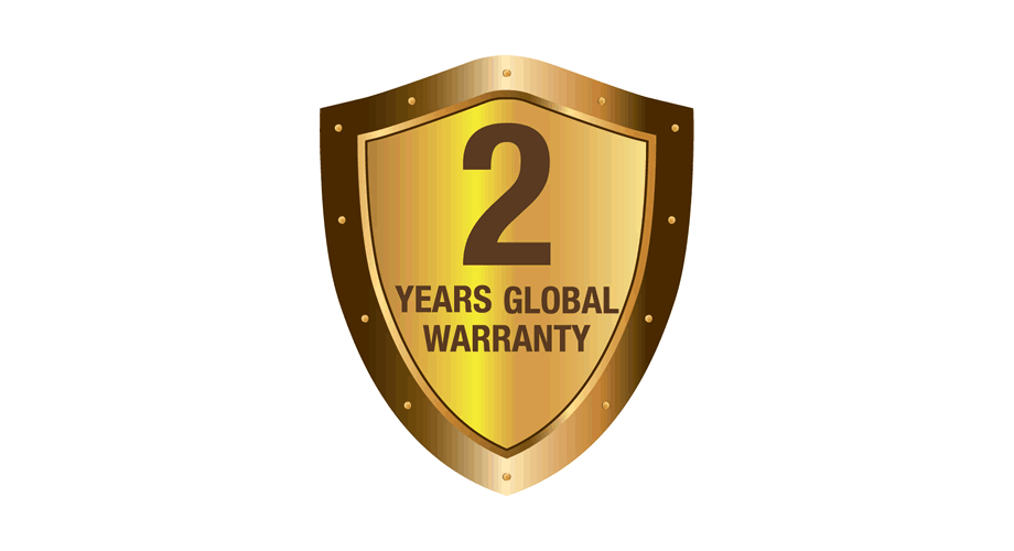 Asus 2 Years Global Warranty Logo