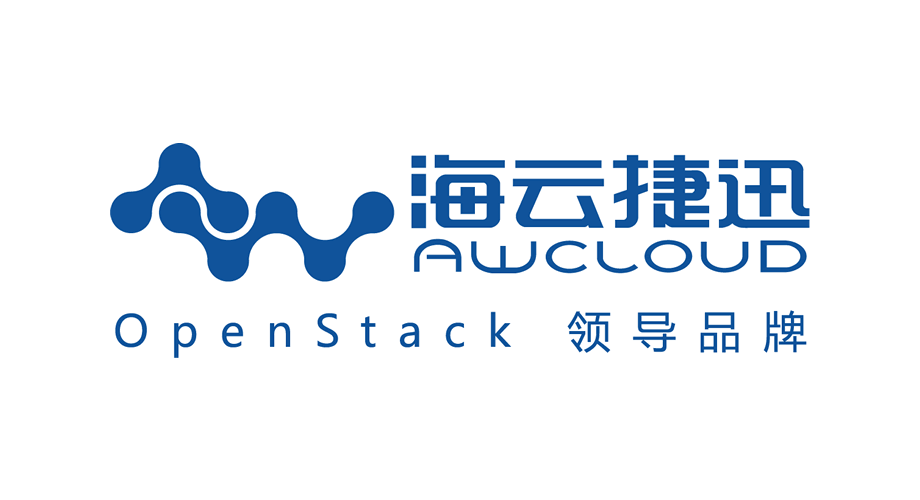 AWcloud 海云捷迅 Logo